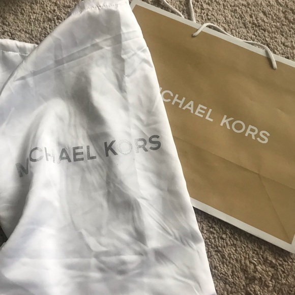 974c3f848 Michael Kors Accessories | Paper Bag And Dustbag Set | Poshmark